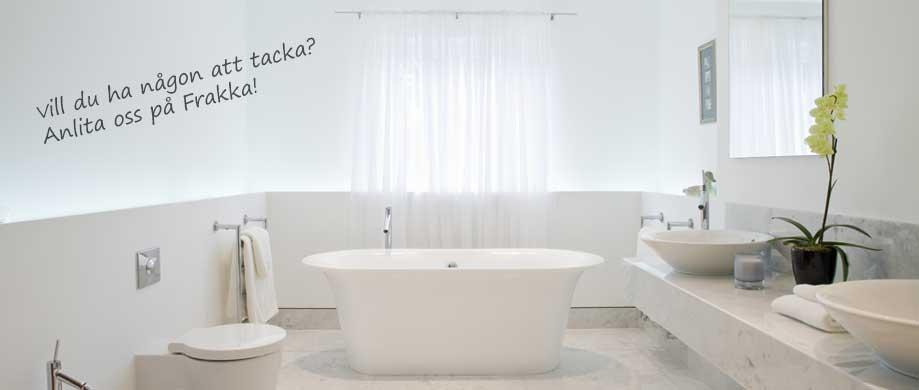 Stambyte med Frakkas slogan