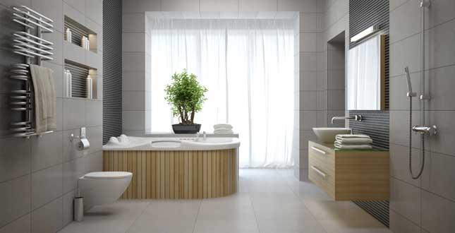 Stambyte – badrum efter utförd stamrenovering