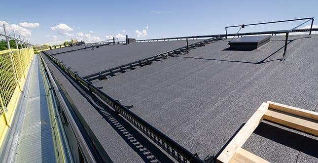 Brf Hållsatra - tak med alla detaljer