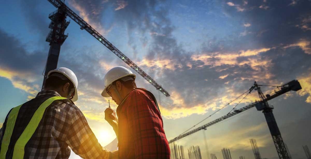 Positiva besked från byggbranschen
